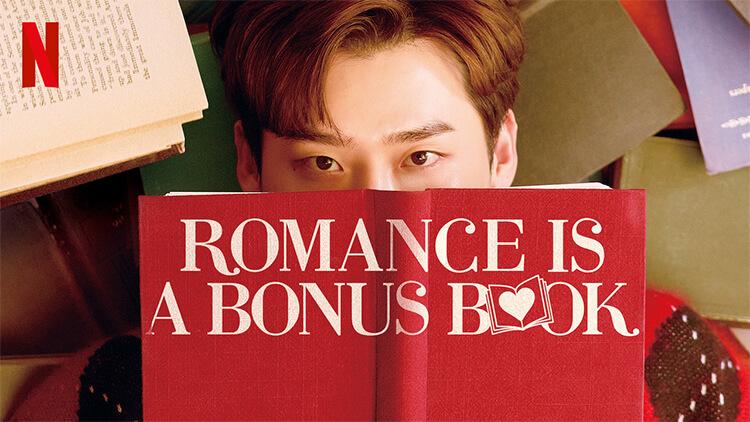 netflix kore dizileri Romance Is a Bonus Book