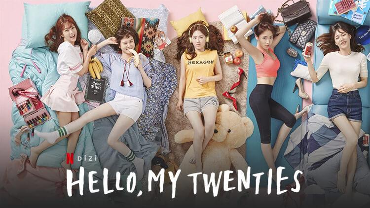 netflix kore dizileri Hello, My Twenties!