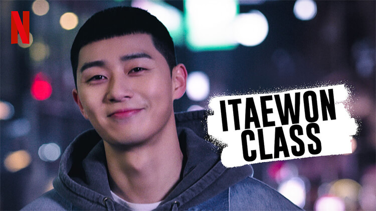 netflix kore dizileri Itaewon Class