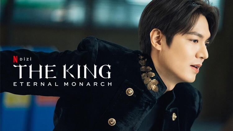 netflix kore dizileri The King: Eternal Monarch