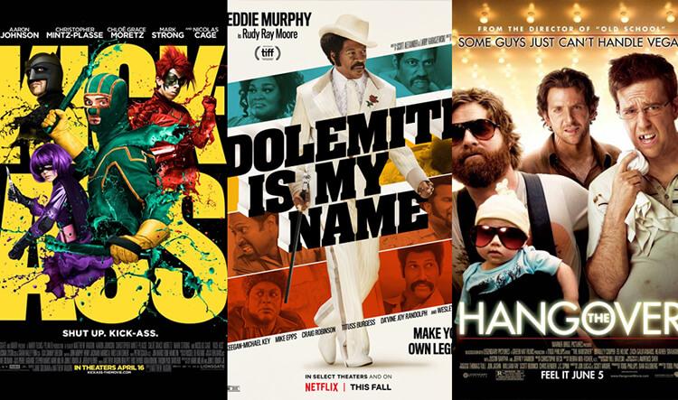 Netflix Komedi Filmleri