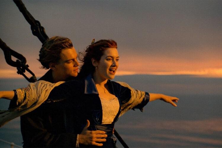 Titanic kate winslet filmleri