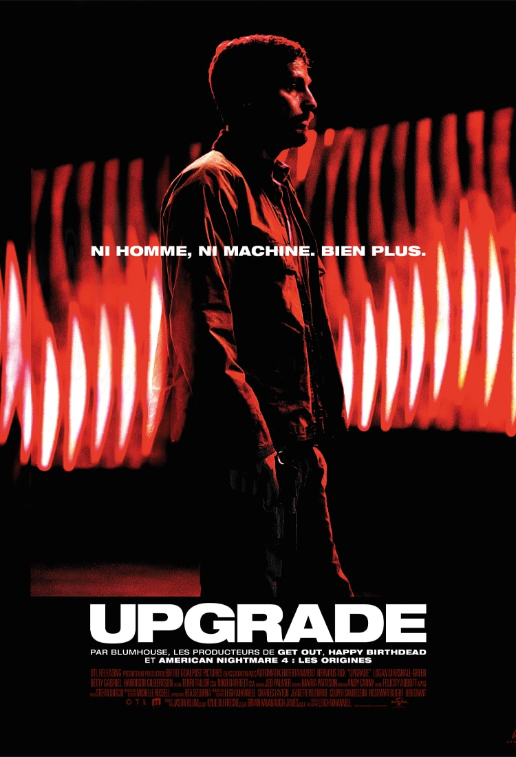 upgrade bilim kurgu filmleri